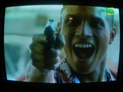Violencia y televisión I