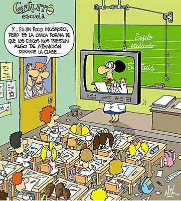 La escuela contra el mundo (4): Las nuevas tecnologías de la nueva enseñanza