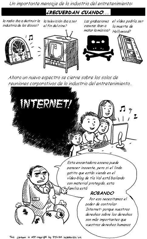 Copyright inhumano