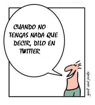 Geek and Poke: dilo en Twitter