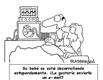 Glasbergen: tecnología embrionaria