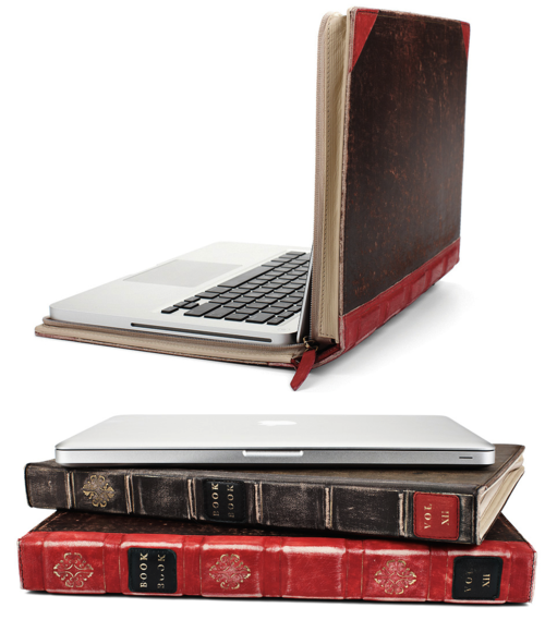 bookcase for macbook by twelvesouth