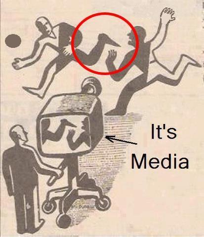 It's a media - copia