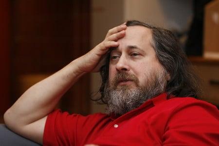 Richard Stallman: No somos usuarios, sino usados